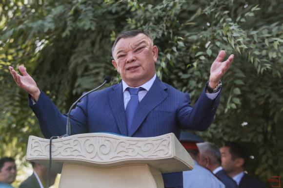Багдат Сайланбаевич Манзоров