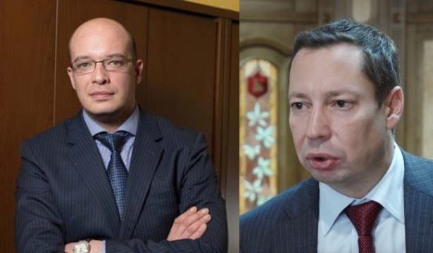Кирилл Шевченко и Александр Дубровин, Укргахбанк