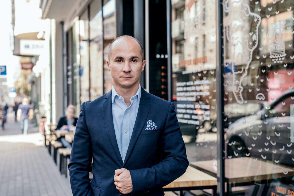 Сергей Карташов - CEO Generation Partners LTD