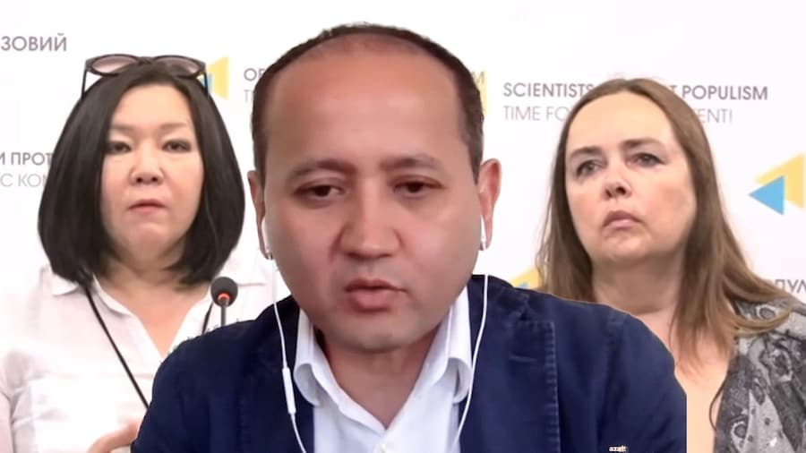 Мухтар Аблязов Бота